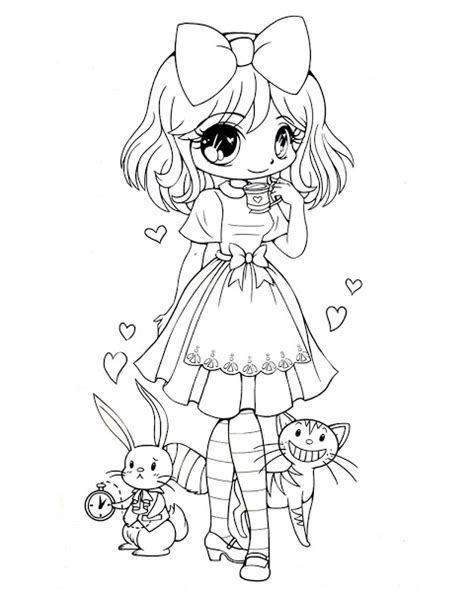 chibi princess coloring pages cute chibi princess coloring pages coloring download