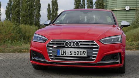 Audi S5 Probleme by Neues Audi S5 Coup 233 Test Fahrbericht Vergleich Autogef 252 Hl