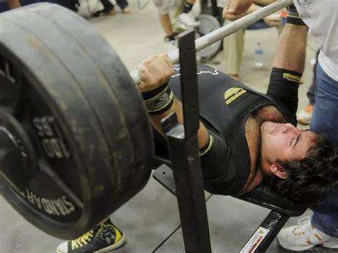 texas high school bench press record texas high school powerlifter matt poursoltani bench