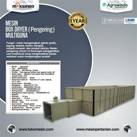 Jual Freezer Box Di Surabaya jual mesin pengering padi jagung dan produk pertanian