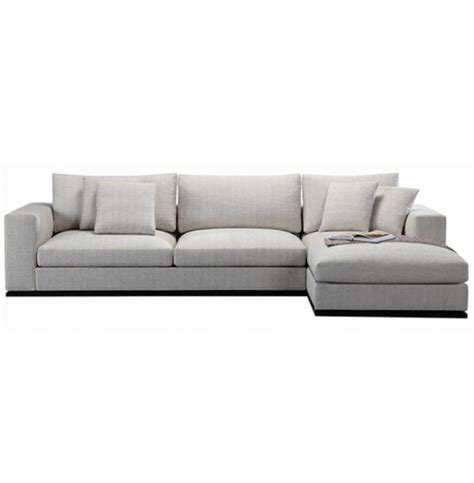 L Shaped Couches by Eudora L Shaped Sofa Etch Bolts