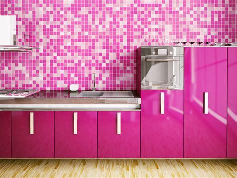 pinke küche k 252 che in pink dockarm
