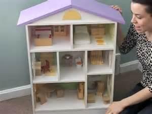 Easy To Build Bookcase Diy Dollhouse Mov Youtube