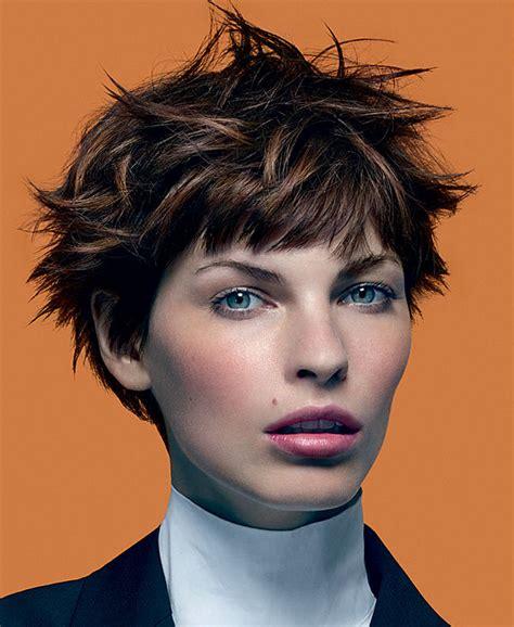 nouvelles coupes et cr 233 ations coiffures tendances de l