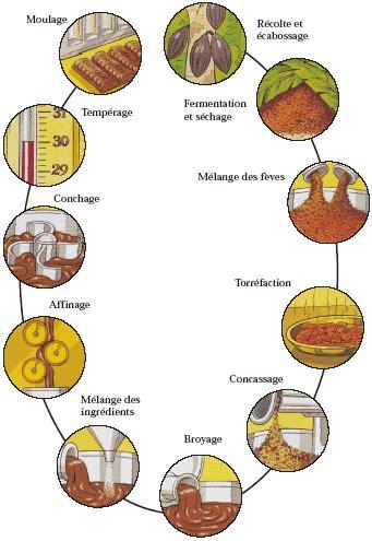 diagramme fabrication chocolat une nouvelle qui va r 233 jouir tous les gourmands tourisme