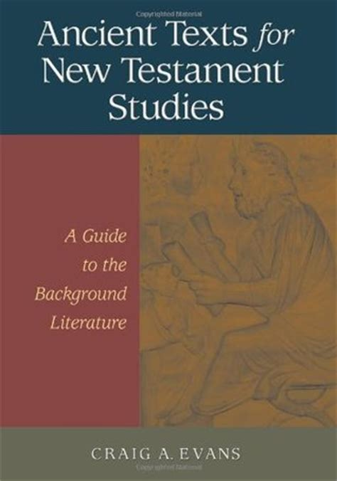 a concise guide to reading the new testament a canonical introduction books ancient texts for new testament studies a guide to the