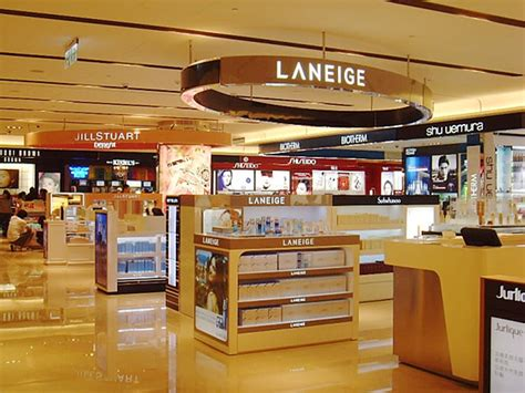 Laneige Counter amorepacific expands into middle east travel retail with laneige opening the moodie davitt