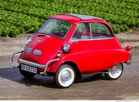 Billig Auto by 1959 Bmw Isetta 300 Cool Relatively Cheap Collectible