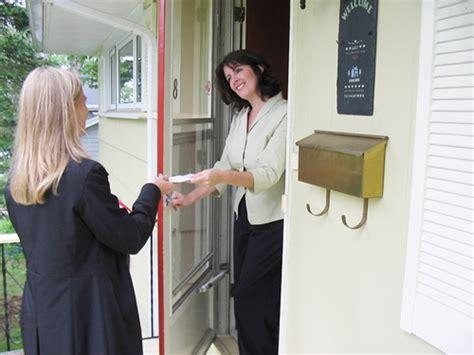 opinions on door to door