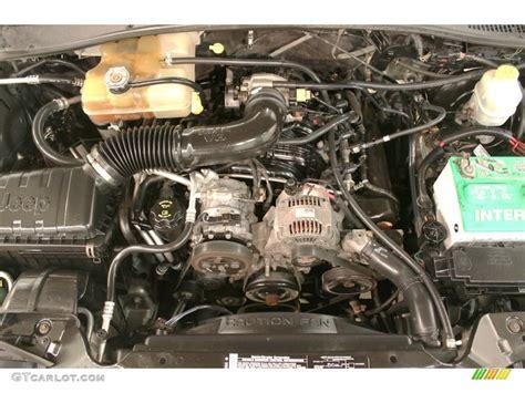 3 7 Jeep Liberty Engine 2004 Jeep Liberty Sport 4x4 3 7 Liter Sohc 12v Powertech