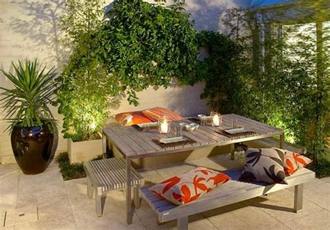 5 Small Patio Decor Ideas Decorilla Backyard Decorating Ideas