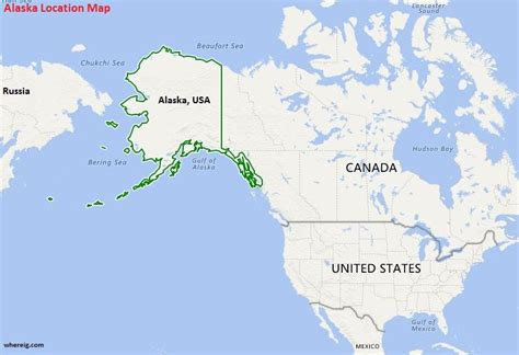 us map of states with alaska map of us that shows alaska cdoovision