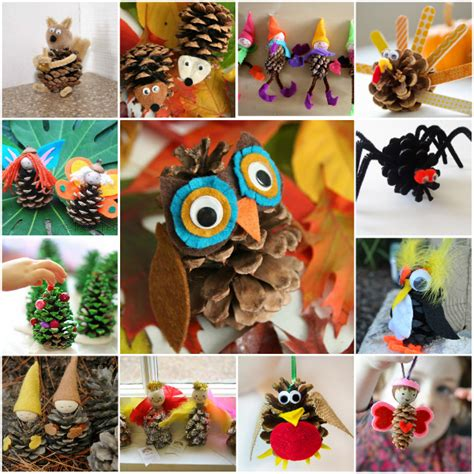 pinecone crafts for diy pinecone crafts skip to my lou