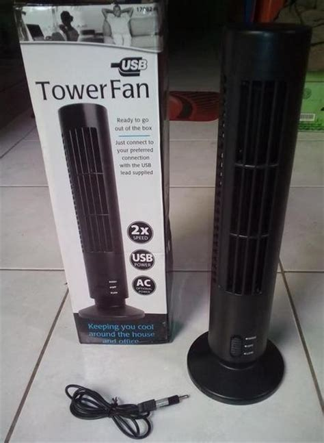 Kipas Angin Tower Fan tower fan kipas angin menara dengan usb sejukkan meja