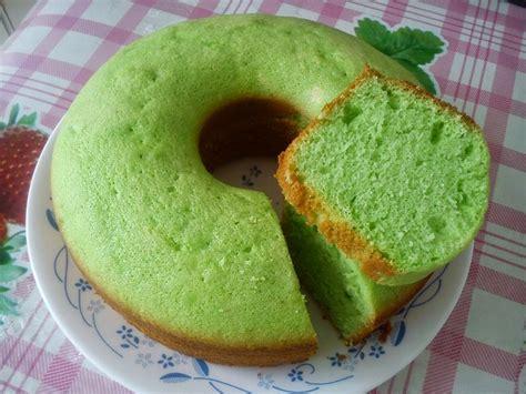 membuat kue bolu simple resep cara membuat bolu pandan irit dan simple