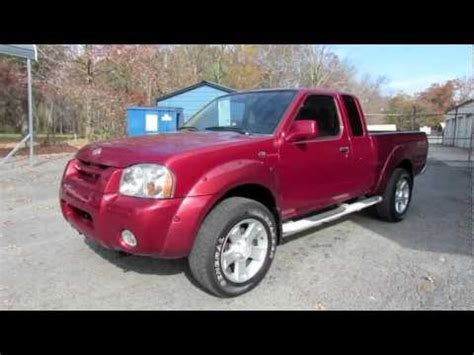 nissan frontier 2001 custom 2001 nissan frontier sc v6 supercharged 5spd start up