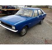 HILLMAN AVENGER 1250 DL NEW NEVER REGISTERED