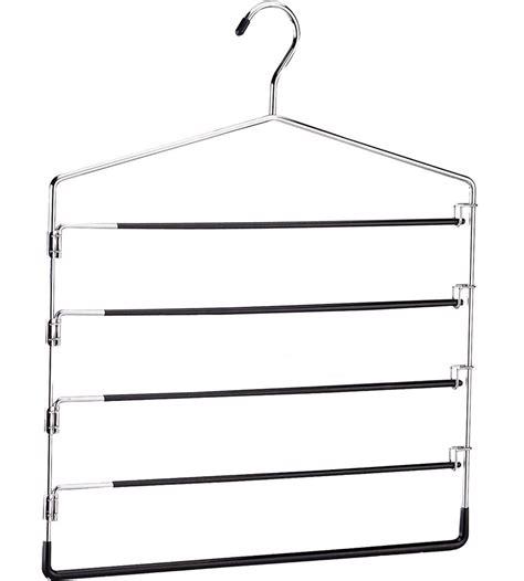 swing arm hanger five tier swing arm slack hanger in wire hangers