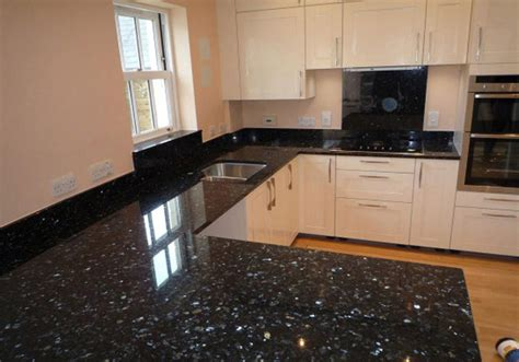 Black Pearl Granite White Cabinets by Granite Countertops Color Search