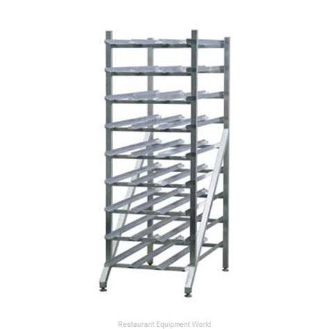 New Age Storage Racks by New Age 1256 Can Storage Rack Stationary Can Racks