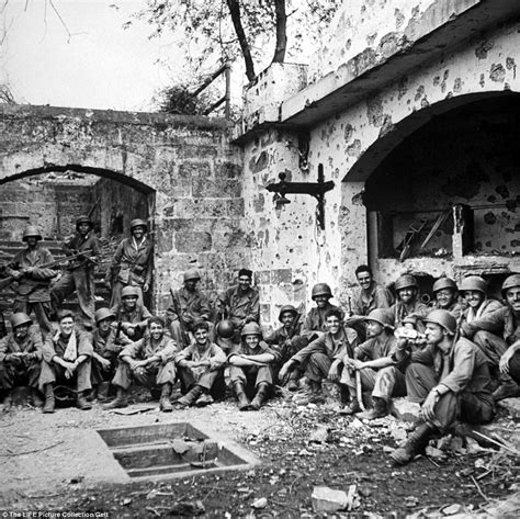siege liberation and places wwii manila and now
