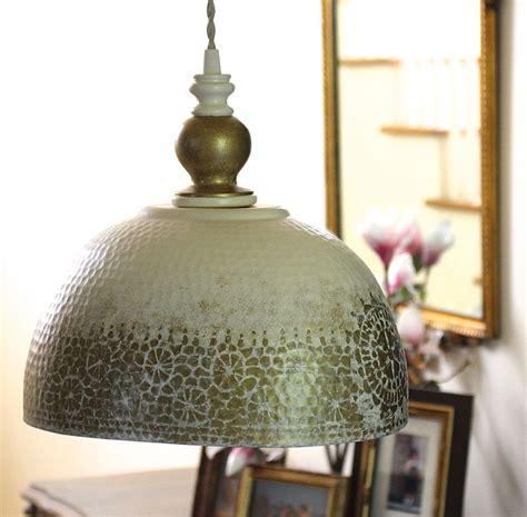 hammered steel pendant light hammered metal pendant light fixtures