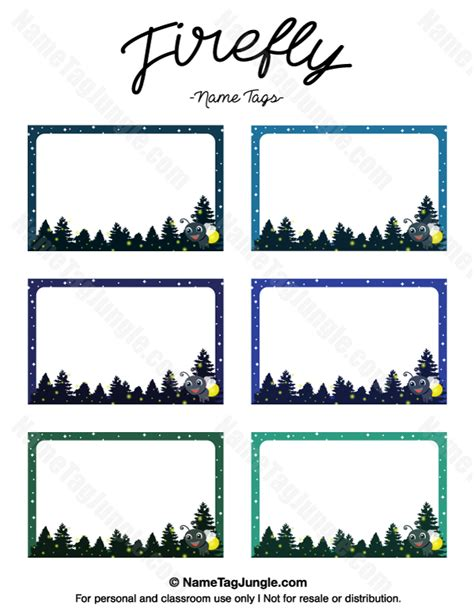 printable name tags pdf free printable firefly name tags the template can also be