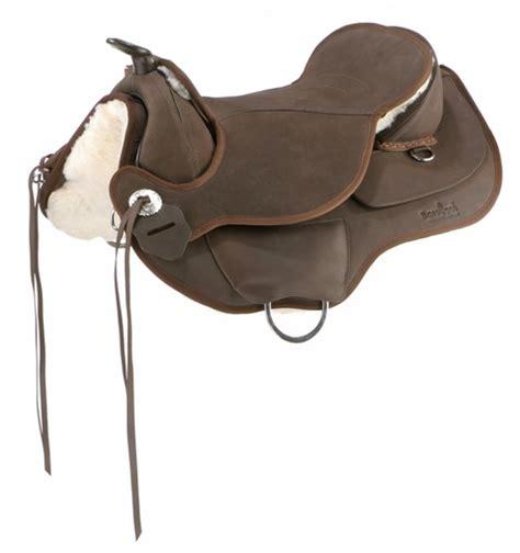Comfortable Western Saddles by Arizona Barefoot Saddle Canada