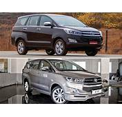 Toyota Innova Crysta Modified It Looks Awesome  DriveSpark