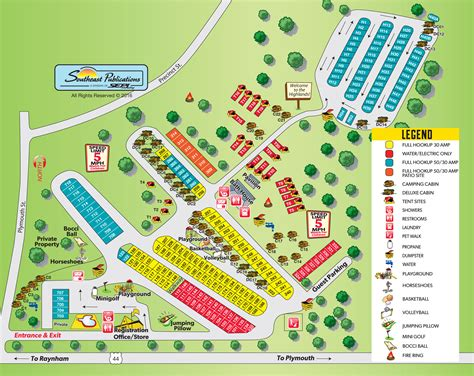 koa cgrounds usa map middleboro massachusetts lodging boston cape cod koa