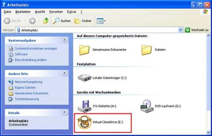 drive clone virtual clonedrive descargar