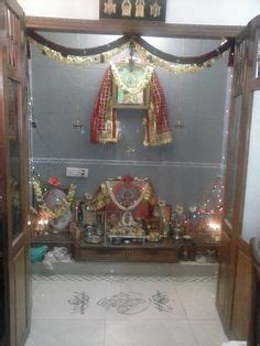 pooja room curtains 1000 images about indian temple on pinterest puja room