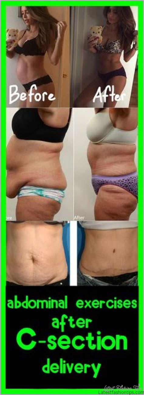 abdominal exercises after pregnancy latestfashiontips