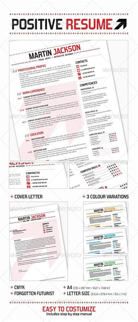 stationery design graphicriver elite in a4 and