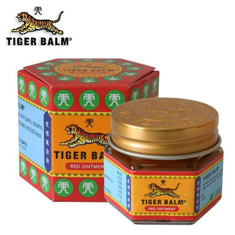 Lotion Paket Lotion Jellys Thailand Original 100 1 100 original 19 4g tiger balm ointment thailand