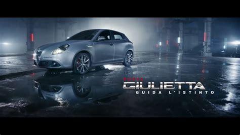 alfa romeo giulietta commercial anuncio alfa romeo giulietta 2016
