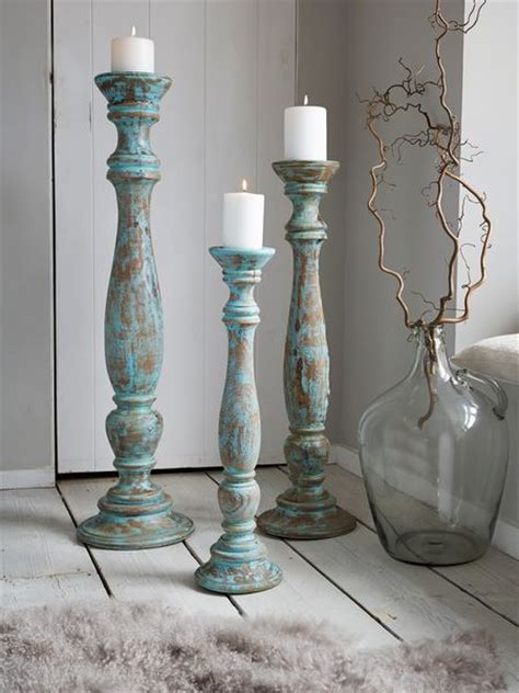 Big Candle Stands Large Floor Candle Holders Azure Nordic House Nordic