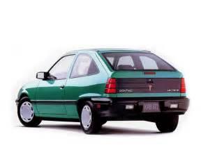 Pontiac Lemans Hatchback Pontiac Lemans Hatchback 1987 93
