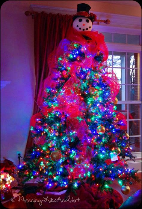 color changing tree color changing tree topper trees with lights with color