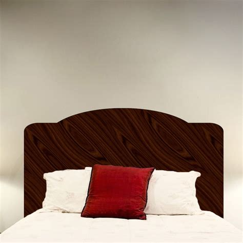 Headboard Mural by Mahogany Headboard Decal Mural Bedroom Decals Primedecals