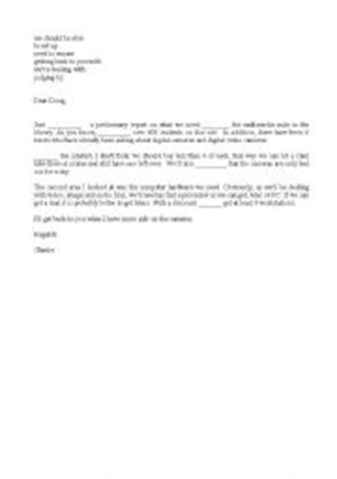 Read Business Letters In Business Letter Format Grade 9 Sle Business Letter