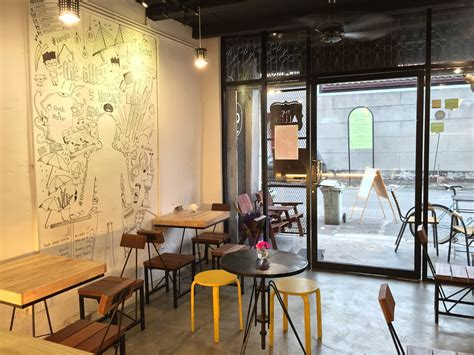 cafe interior design in malaysia cafe hopping and street food in penang best food guide