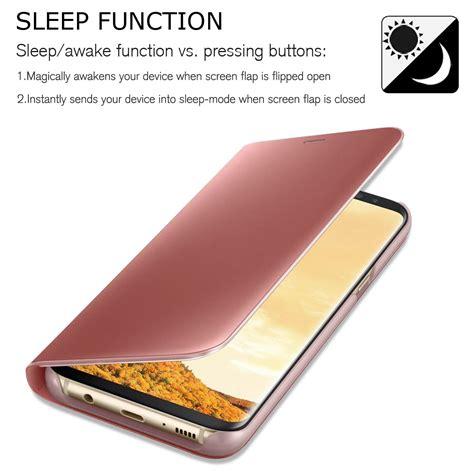 Flip Cover Samsung J7 Pro J5 Pro J3 Pro 2017 for samsung galaxy j3 j5 j7 pro 2017 luxury mirror matte leather flip stand ebay