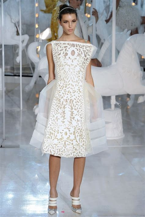 Laser Cut Garments by Editd Louis Vuitton Ss12
