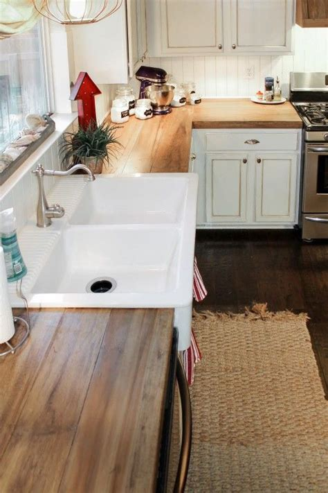 Cheap Countertop Solutions by 25 Best Ideas About Wood Kitchen Countertops On