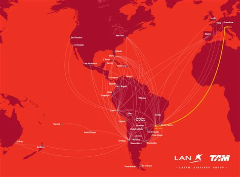 compagnie aeree brasile voli interni latam airlines viaggi in brasile