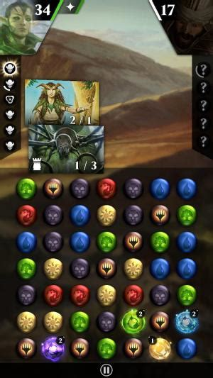 magic the gathering android magic the gathering puzzle quest for android free magic the gathering puzzle