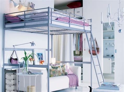 Beds For Studio Apartment Ideas Best 25 Loft Bed Ikea Ideas On Pinterest Loft Bed Studio Apartment Bedroom Loft And Small