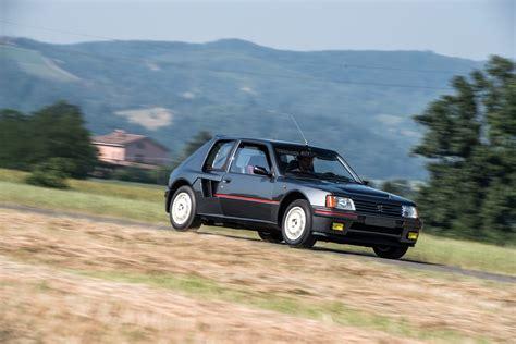 peugeot 205 t16 peugeot 205 t16 specs 1984 1985 autoevolution