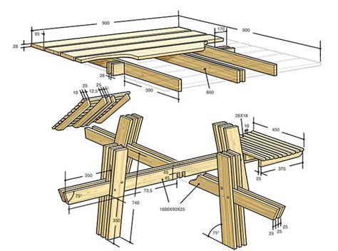 come costruire un tavolo da giardino tavolo da esterno fai da te come costruirlo in 24 passaggi
